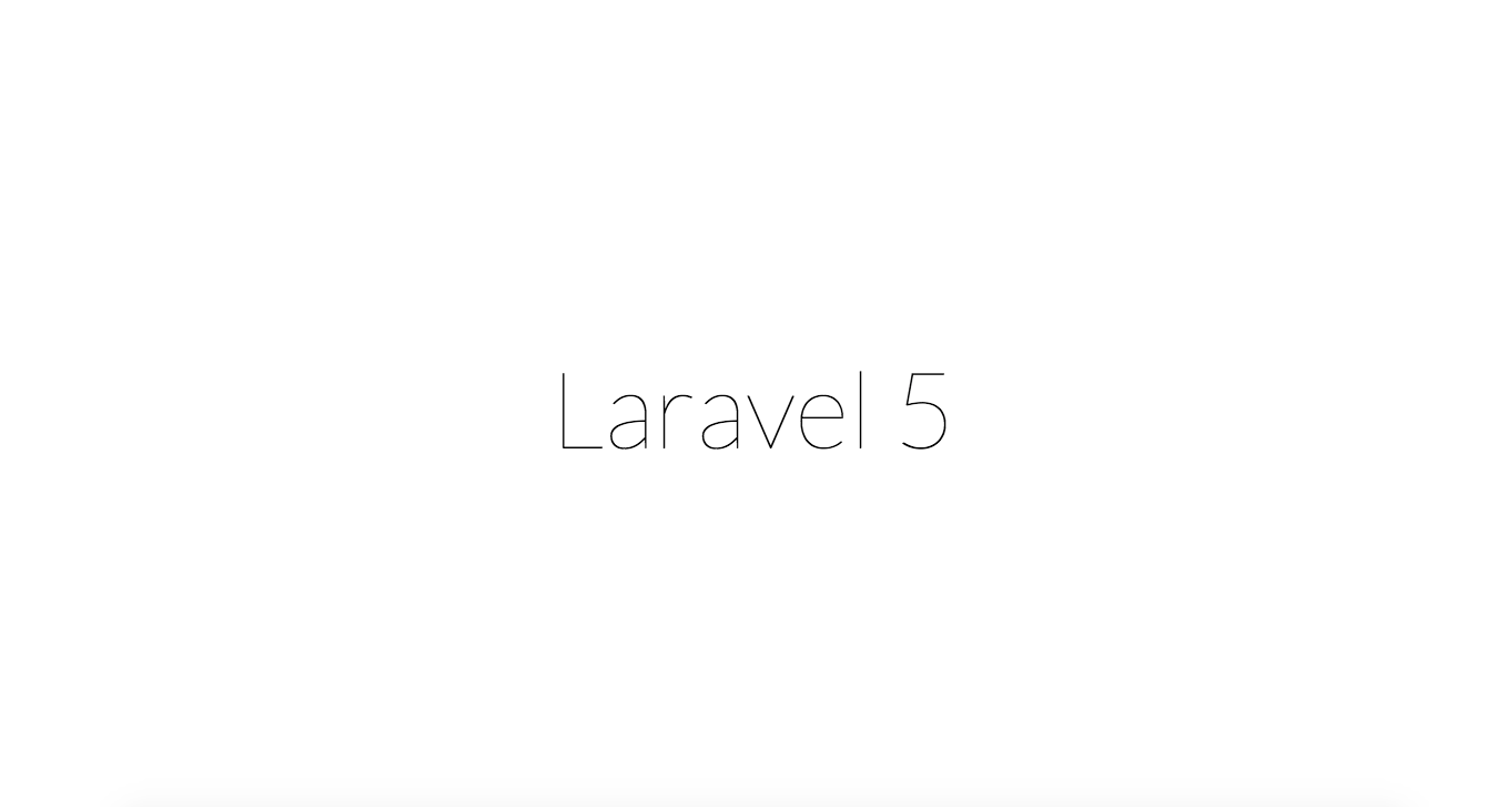 How to install laravel on mac ox x with xampp